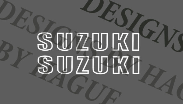 suzuki lt 125 decals graphics oem 1986 suzuki letters decal sticker